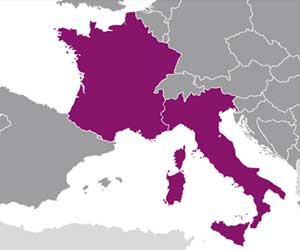 Eurail France-Italy Pass